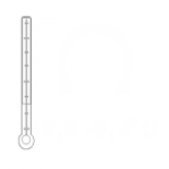 Cave temperature is from 9,0 to 9,4 °C.