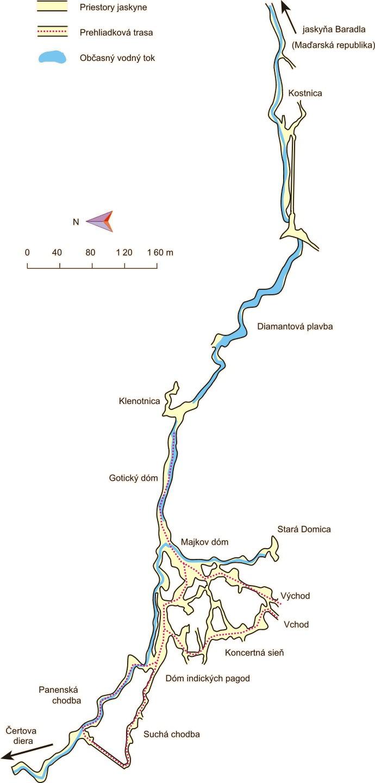 A barlang térképe