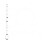 Temperatura w jaskini waha się od 5,8 do 6,4 °C.