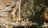 Szczegół dekoracyjny – Stalagnatowa zasłona
