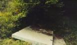 Konská priepasť zasypaná odpadom znečisťujúcim podzemné vody, Važecký kras. Foto: P. Bella