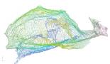 3D model jaskyne Dúpnica 1