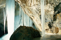 Demänovai-jégbarlang